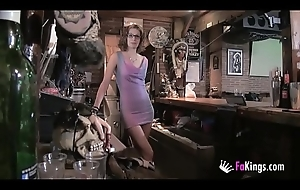 The horny boss. Mireia fucks her employees... or fires them _)