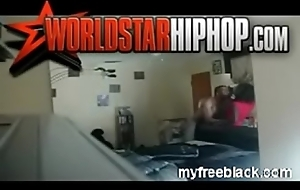 Nigger bitch fucking while on phone