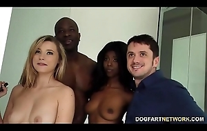 Daizy Cooper &amp_ Carolina Candy Interracial - Cuckold Sessions
