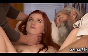 Soft old granny anal Unexpected practice with an older gentleman