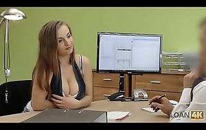 LOAN4K: Hot girl with big boobs looking be worthwhile for a loan