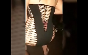 Reese Cup dances and plays with will not hear of wet pussy