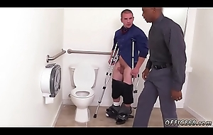 Straight guy fucked strapon xxx free gay porn The HR meeting