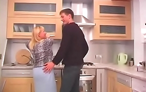 busty russian mature respecting young guy